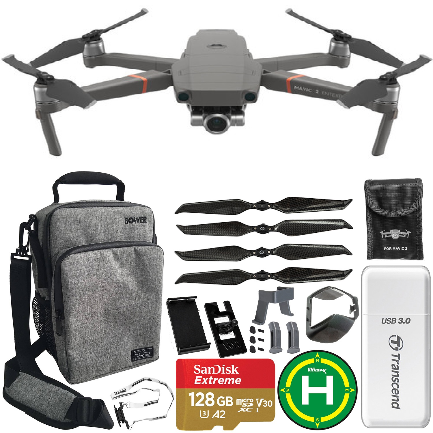DJI Mavic 2 Enterprise Zoom wi