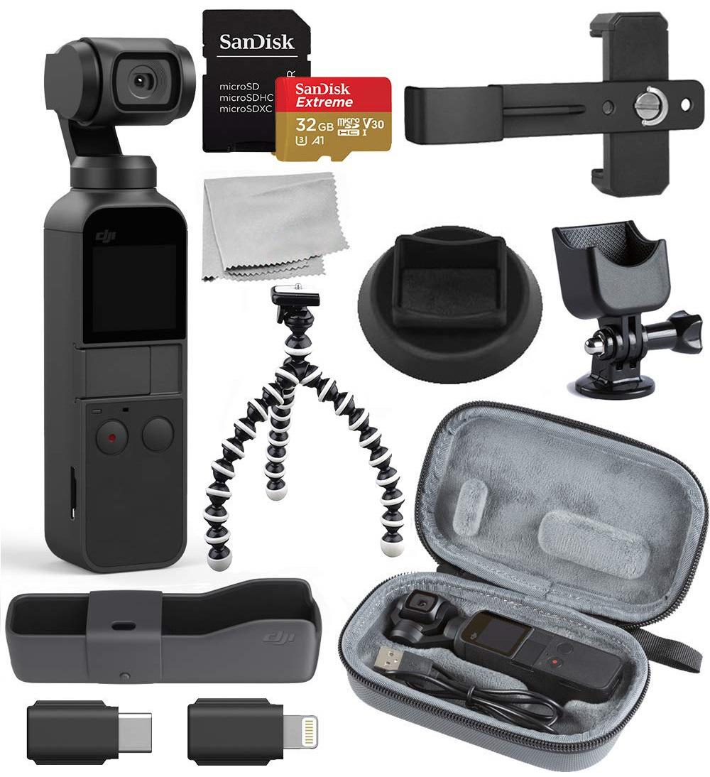 DJI 2019 Osmo Pocket - CP.ZM.0