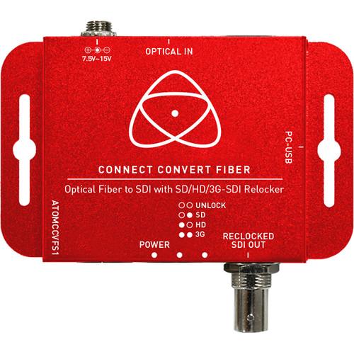 Atomos Connect Convert Fiber |