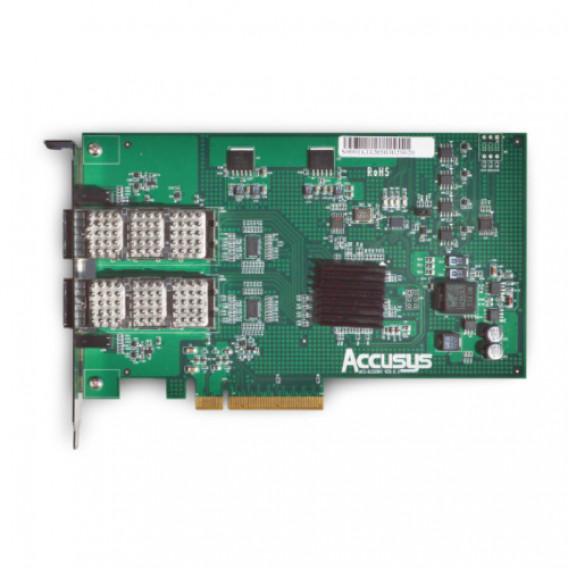 Accusys Z2D-G3 Dual Port QSFP