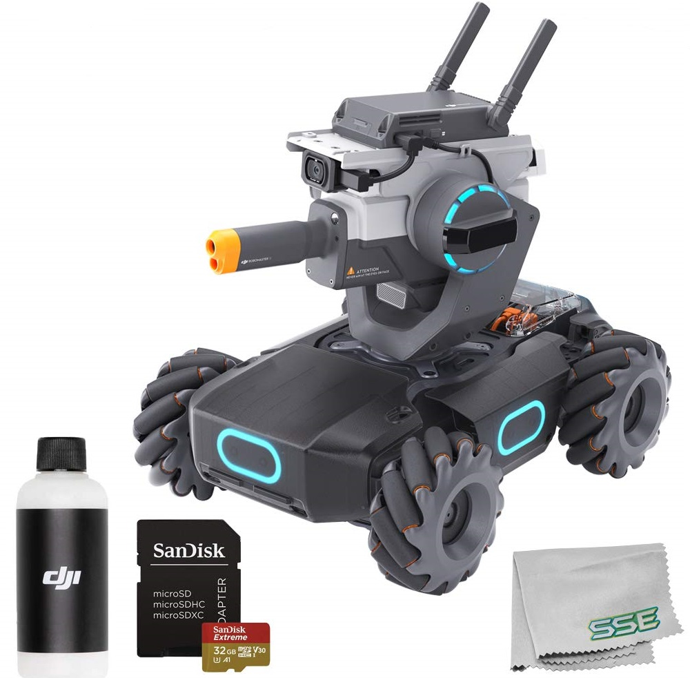 DJI RoboMaster S1 Intelligent