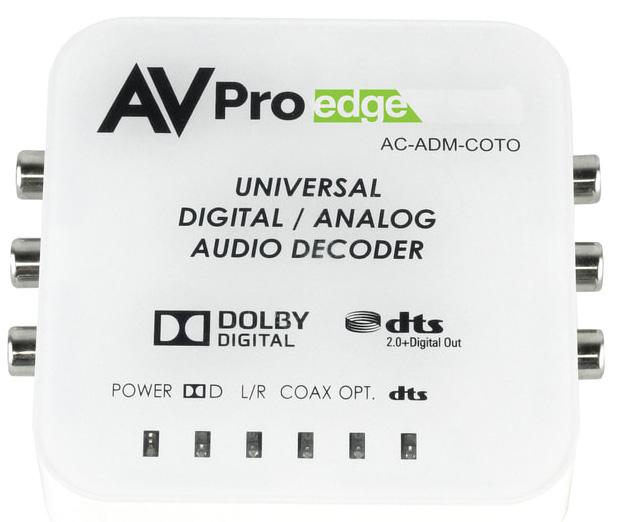 AVPro Edge AC-ADM-COTO Univers