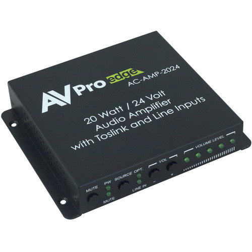 AVPro Edge Stereo Audio Amplif