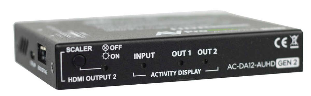 AVPro Edge AC-DA12-AUHD 1x2 HD