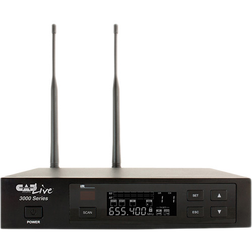 CAD WX3000 UHF Wireless Cardio