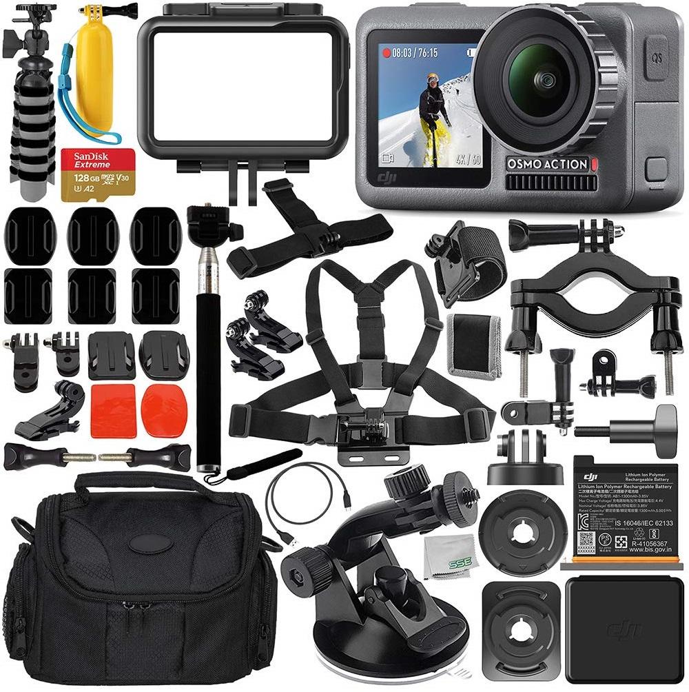 DJI Osmo Action 4K Camera - CP