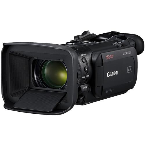 Canon Vixia HF G60 UHD 4K Camc