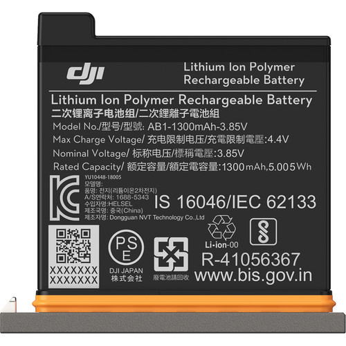 DJI Battery for Osmo Action Ca