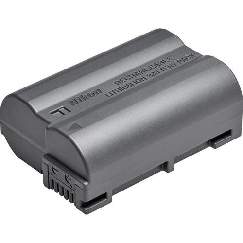 Image of Nikon EN-EL15B Rechargeable Lithium-Ion Battery