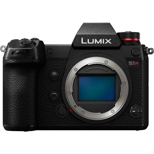 Image of Panasonic Lumix DC-S1R Mirrorless Digital Camera (Body Only)