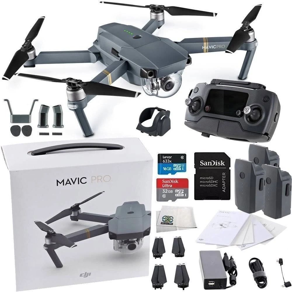 DJI Mavic Pro Collapsible Quad