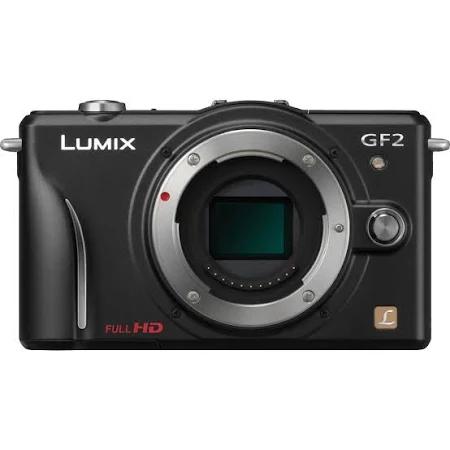 Panasonic Lumix DMC-GF2KBODY 1