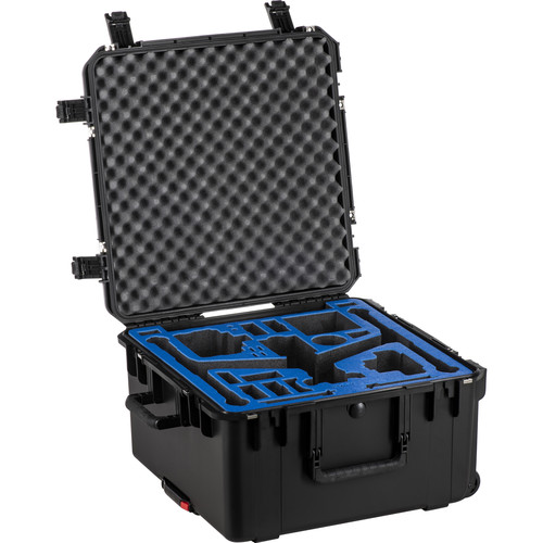 Go Professional Hard Case for DJI Inspire 2 (Travel Mode)