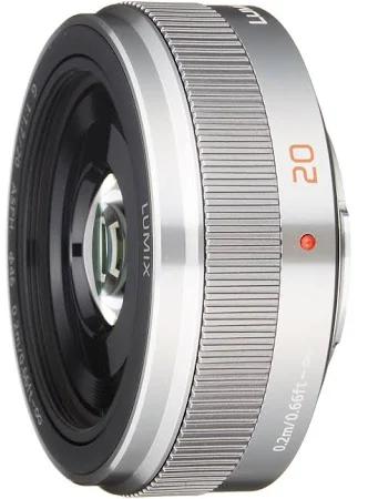 Panasonic Lumix G 20mm/f1.7 Ii