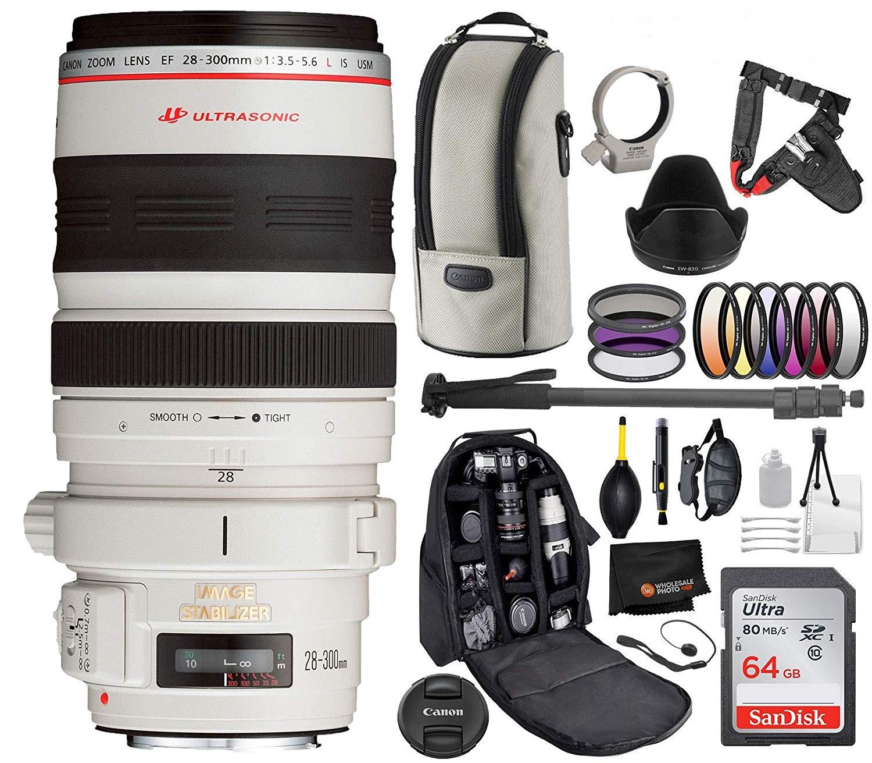 Canon EF 28-300mm f/3.5-5.6L I