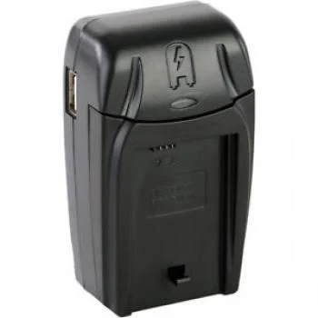 HDFX Compact AC/DC Charger For
