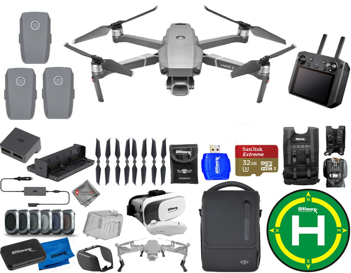 DJI Mavic 2 Pro ALL YOU NEED M
