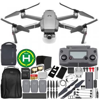 DJI Mavic 2 Zoom Drone Quadcop
