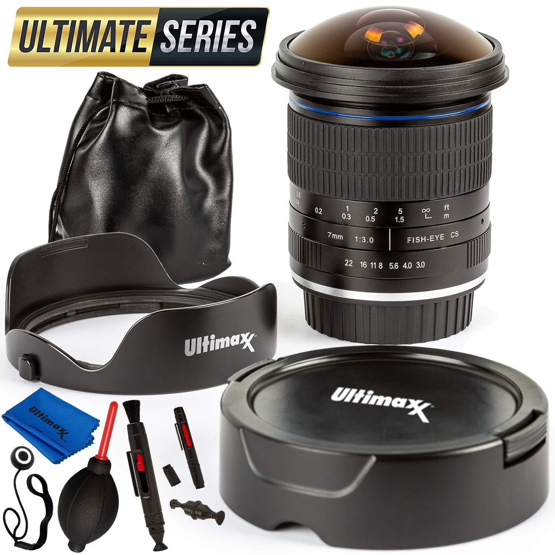 Ultimaxx 7mm f/3 HD Aspherical