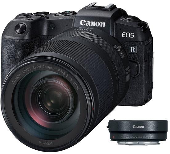 Canon EOS RP Mirrorless Digita