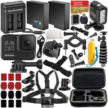 GoPro HERO8 Action Camera (Bla