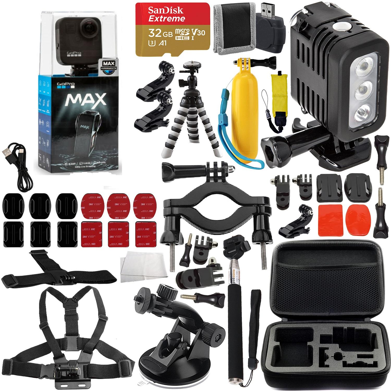 GoPro MAX 360 Action Camera -