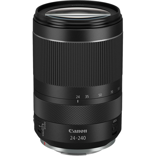 Canon RF 24-240mm f/4-6.3 IS U