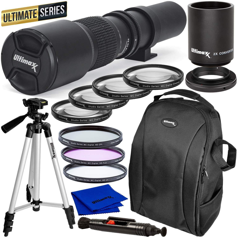 Ultimaxx High-Power 500mm/1000