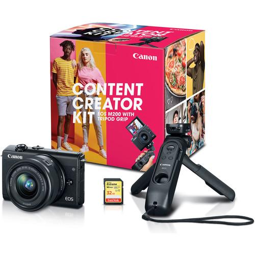 Canon EOS M200 Mirrorless Digi