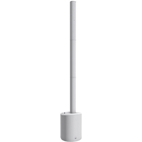 LD Systems MAUI 5 GO Ultra-Portable Battery-Powered Column PA System (White)