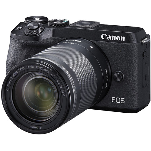 Canon EOS M6 Mark II Mirrorles