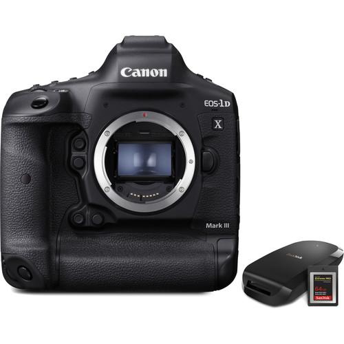 Canon EOS-1D X Mark III DSLR C