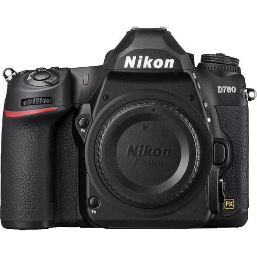 Image of Nikon D780 DSLR Camera (Body Only)