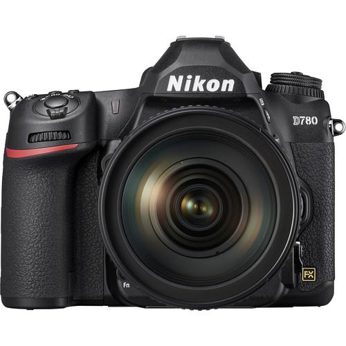 Nikon D780 DSLR Camera with 24