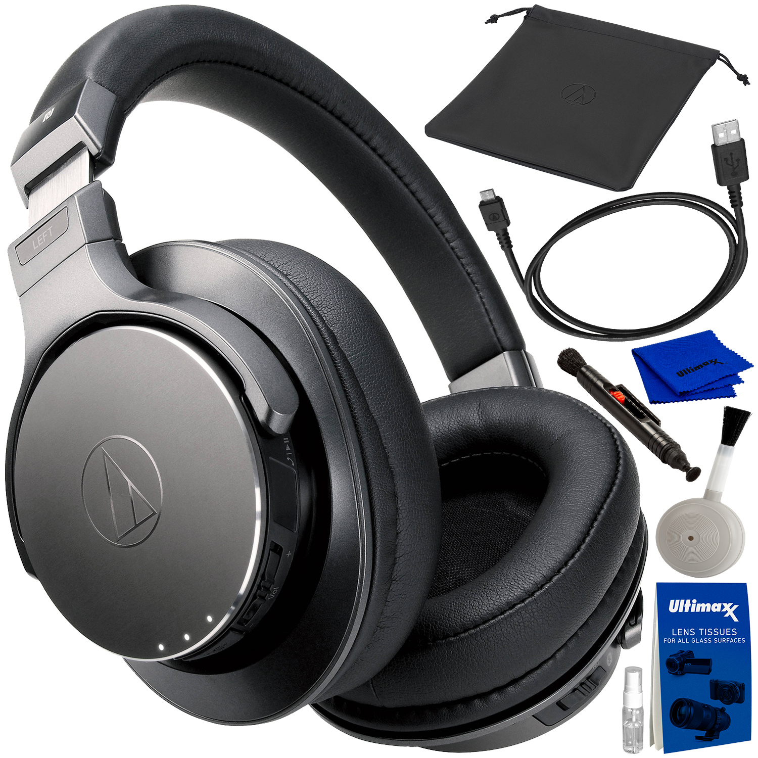 Audio-Technica ATH-DSR7BT Cons