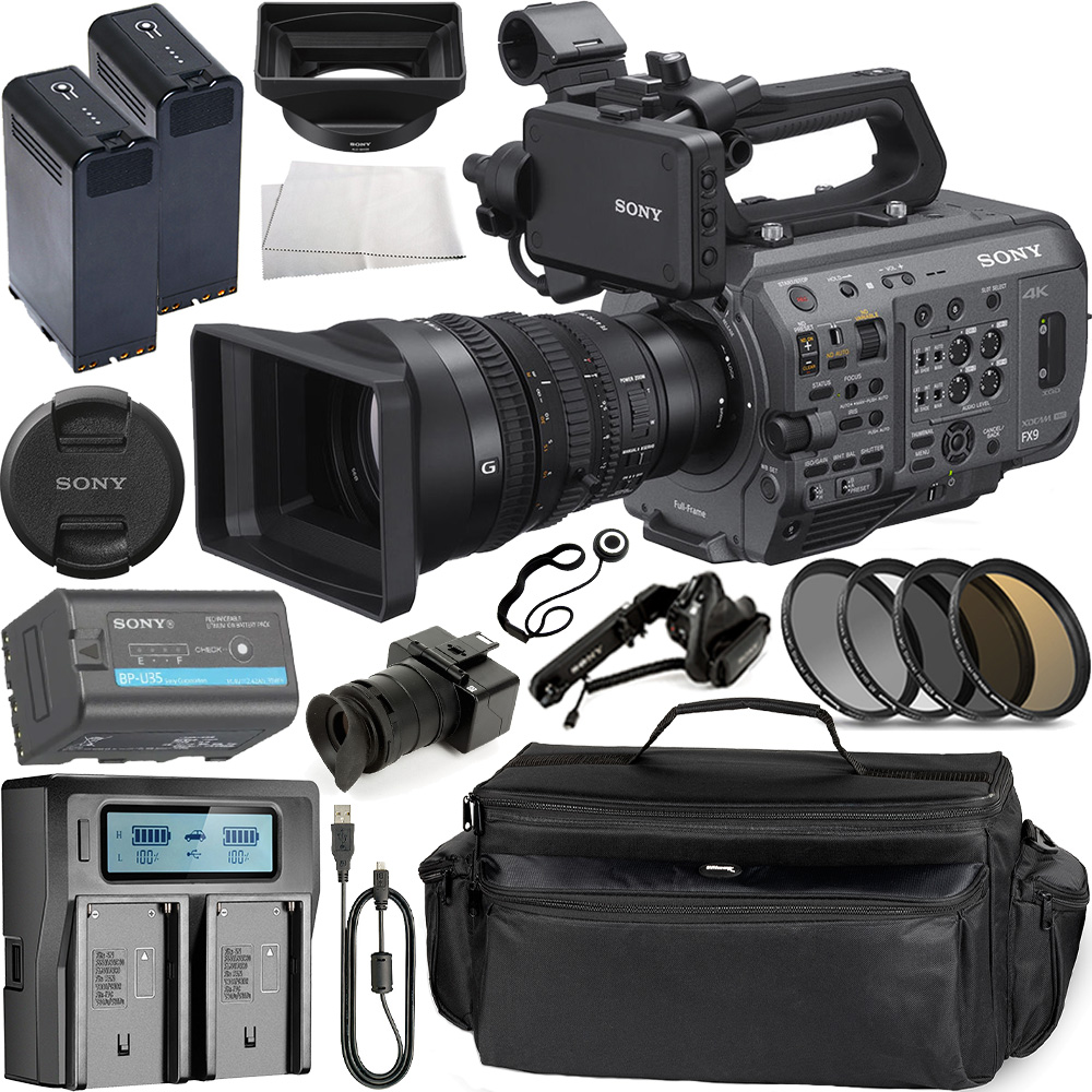 Sony PXW-FX9 XDCAM 6K Full-Fra