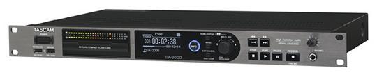 Tascam DA-3000 Stereo Master R