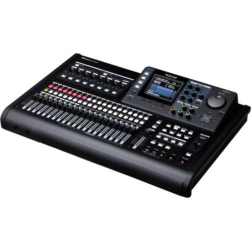 Tascam DP-32SD 32-Track Digita
