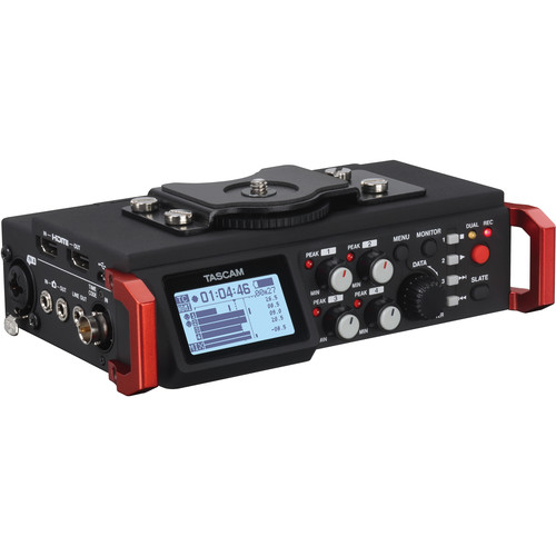 Tascam DR-701D 4-Channel / 6-T
