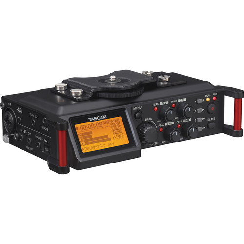 Tascam DR-70D 6-Input / 4-Trac