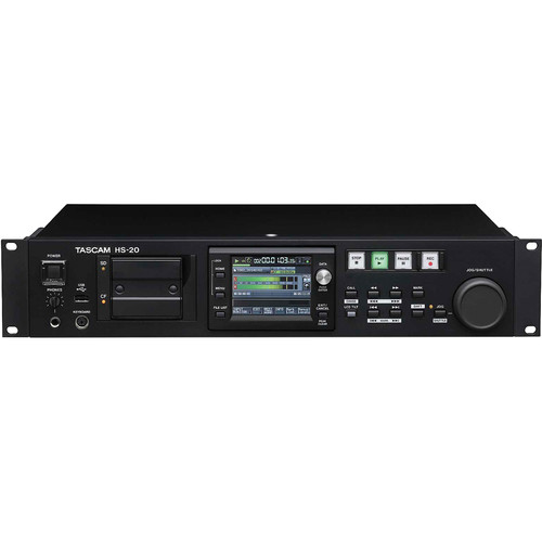 Tascam HS-20 Contractor Record
