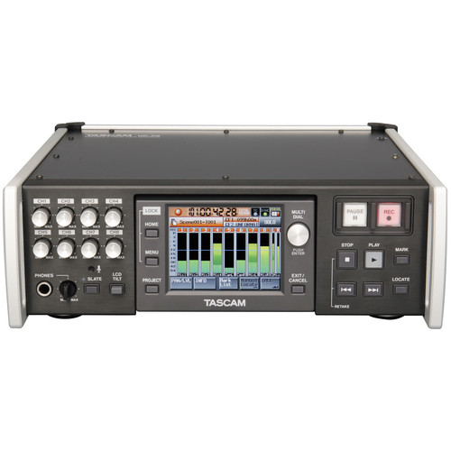 Tascam HS-P82 8-Channel / 10-T