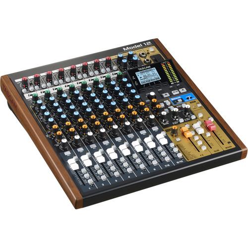 Tascam Model 12 Integrated Pro