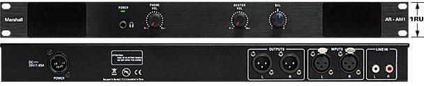Marshall Electronics AR-AM1 1-