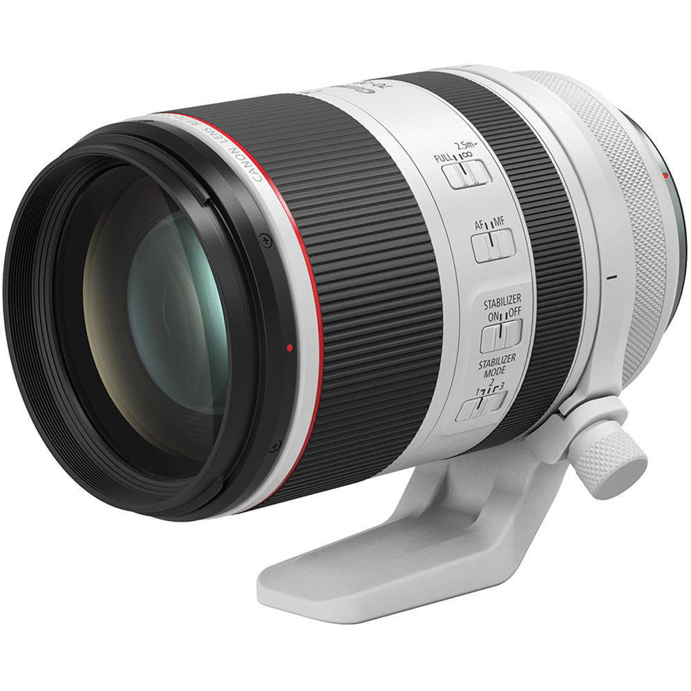 Image of Canon RF 70-200mm F/2.8L IS USM Lens