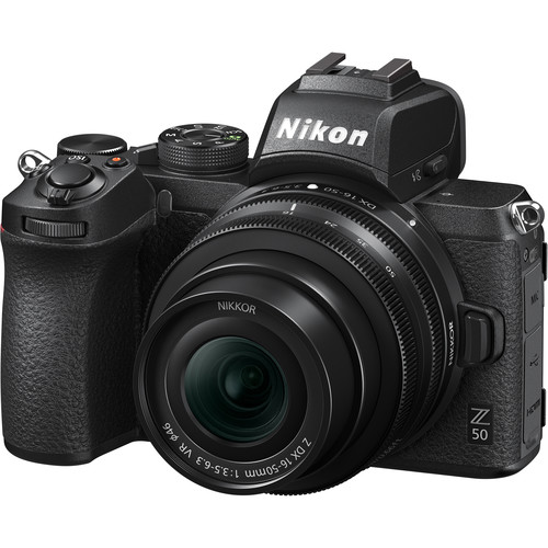 Nikon Z 50 Mirrorless Digital