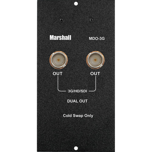 Marshall Electronics Dual Outp