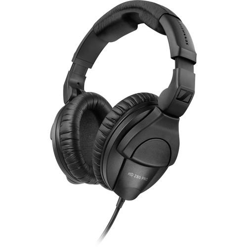 Image of Sennheiser HD 280 Pro Circumaural Closed-Back Monitor Headphones