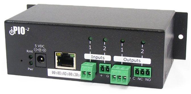 Dataprobe iPIO-2 2 Port Networ
