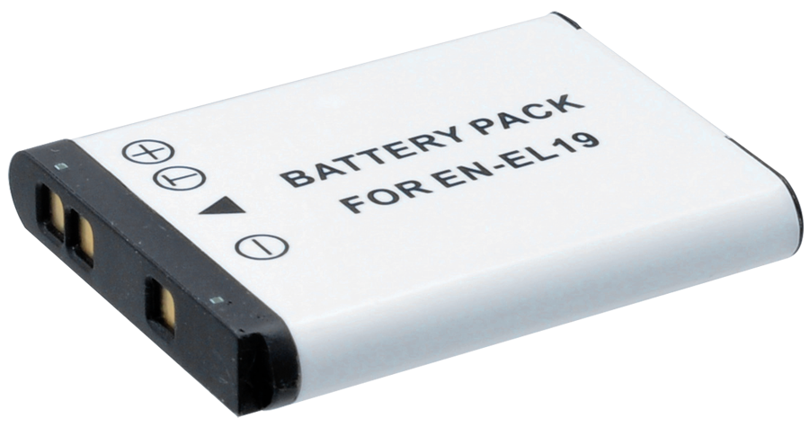 Ultimaxx ENEL19 High Capacity Battery For Nikon RX0 And S Series